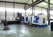 大中小型先进加工设备100余台,高效精准,供货及时