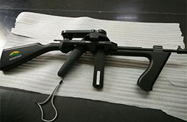 VR枪模型